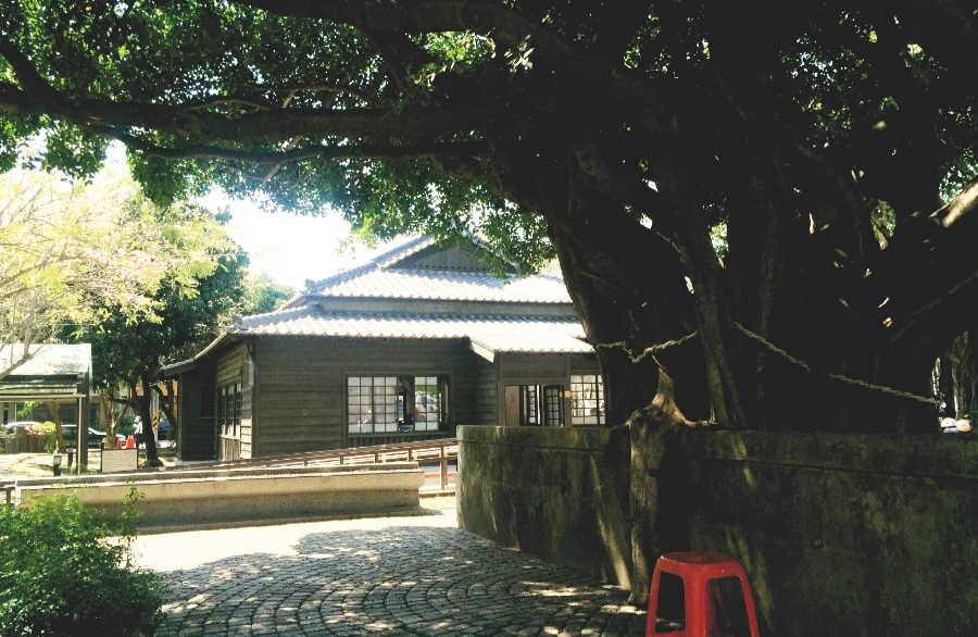 日式宿舍群:台南にある日本式古民家