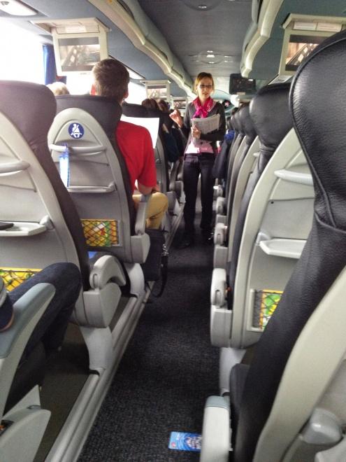 テルチ~ブルノへのバス