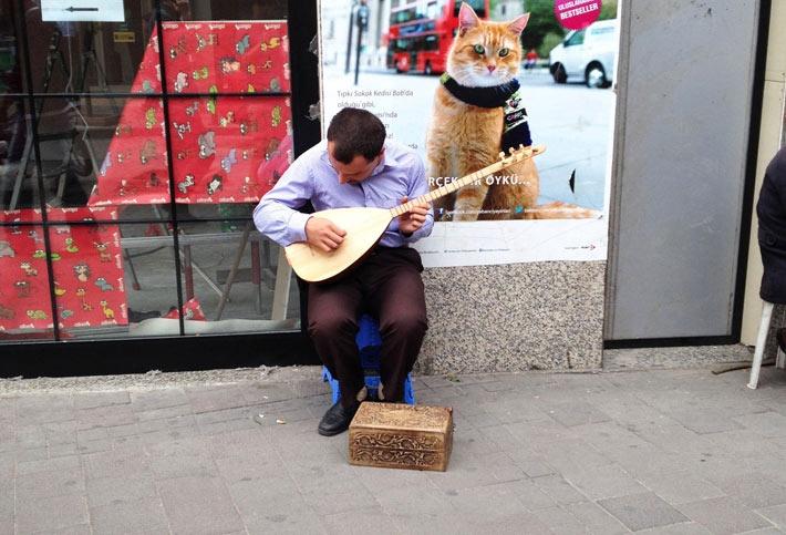 Street Music Istanbul