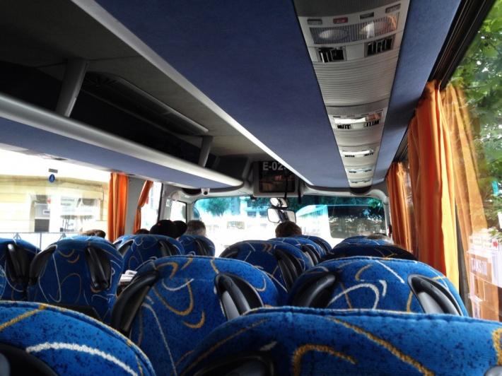 Sギョクチェン空港へのバス