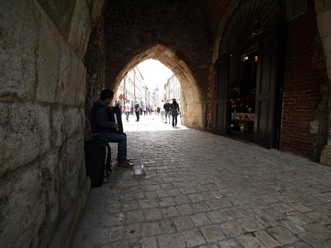 クラクフ旧市街
