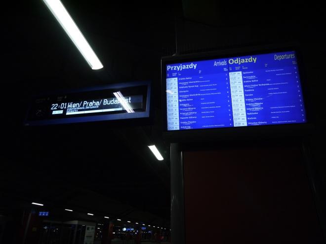 クラクフ駅