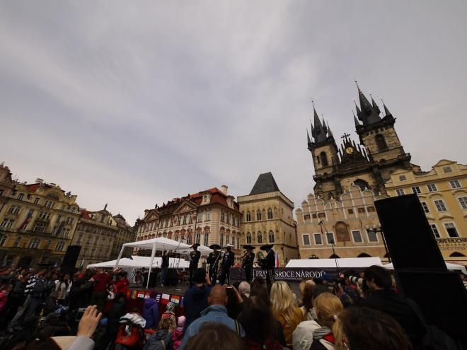 プラハ 音楽フェスティバル