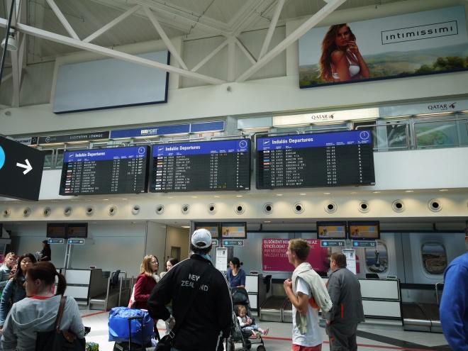 ブダペスト国際空港