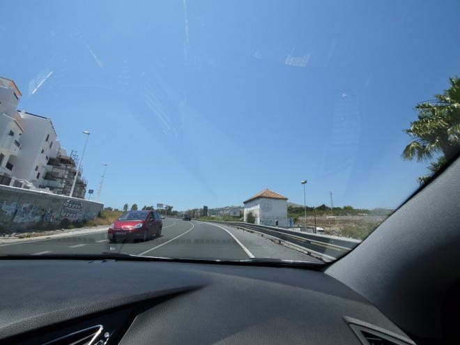 アンダルシア・ドライブ